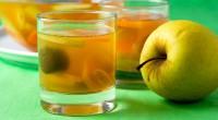 Яблочный компот с тыквой