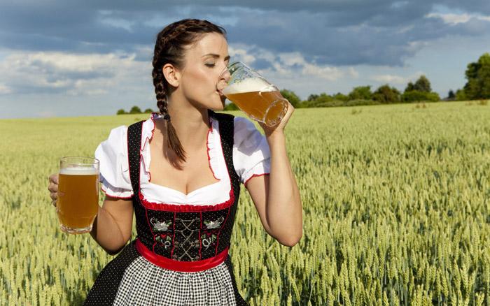 krepkoe pivo